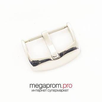 Для годин застібка універсальна silver 22 мм (07327)