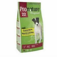 Pronature Original Lamb Adult корм для взрослых собак с ягенком