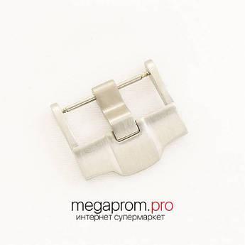 Для годин застібка універсальна silver 24 мм (07332)