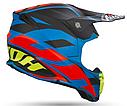 Шлем кроссовый Airoh Twist Great (Blue), фото 4