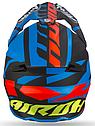 Шлем кроссовый Airoh Twist Great (Blue), фото 5
