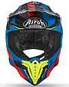 Шлем кроссовый Airoh Twist Great (Blue), фото 3