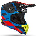 Шлем кроссовый Airoh Twist Great (Blue), фото 2