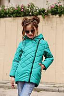 Демисезонная куртка для девочки Мия, фото 1