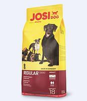 JosiDog Regular корм для взрослых собак с мясом птицы
