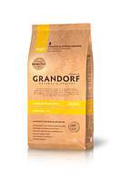 Grandorf Grandorf 4 Meat & Brown Rice Mini - 4 вида мяса с коричневым рисом для мини пород