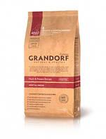 Grandorf Duck & Potato All Breeds для взрослых собак всех пород утка и сладкий картофель