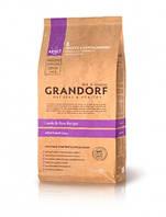Grandorf Lamb & Rice Adult Large Breed для взрослых собак крупных пород с ягненком и рисом