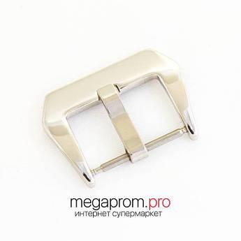 Для годин Застібка універсальна сталева глянцева 22   24   26 мм (07671)
