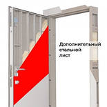 Двері вхідні STRAJ Angle, фото 6