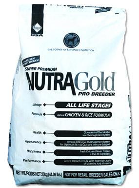 Nutra Gold Pro Breeder (Нутра Голд Про Бридер) для собак