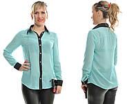 Рубашка женская свободная, фото 1
