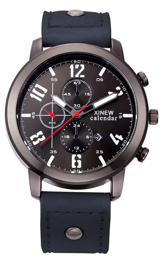3bd1281c ... Мужские чоловічі фирменные стильные часы XINEW ОРИГИНАЛ классика спорт,  ...