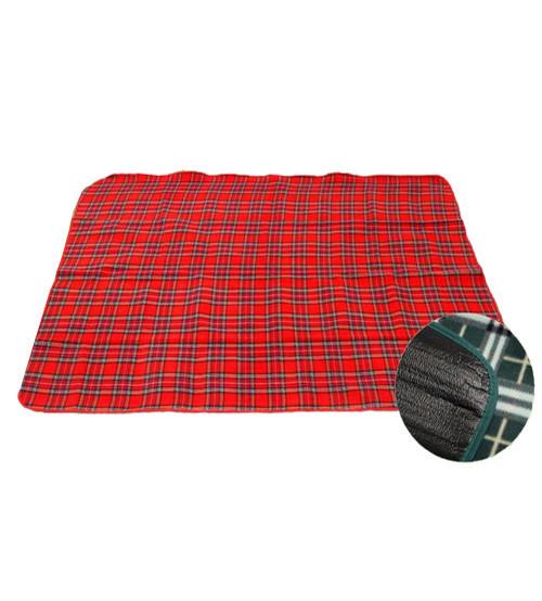Коврик подстилка для пляжа, плед для пикника, 150х180 см
