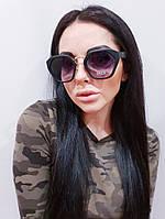 PRADA очки женские, солнцезащитные очки, фото 1