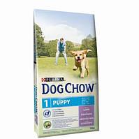 Dog Chow Puppy Lamb Корм для щенков с ягненком