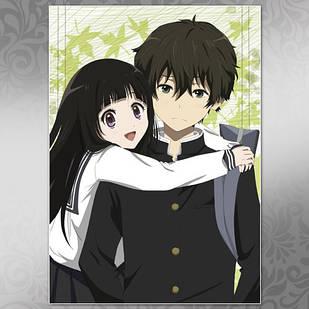 Плакат Аниме Hyouka 01