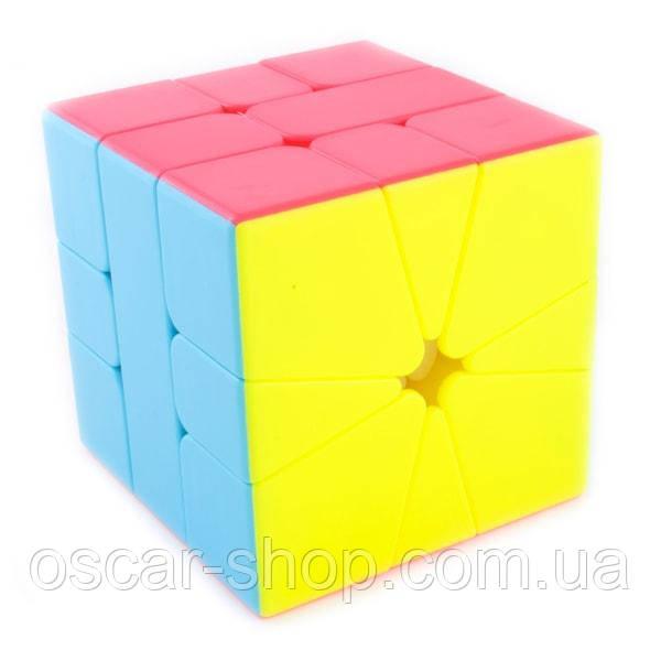Кубик Рубика QiYi QiFa Square-1 stickerless | Скваер КиФа