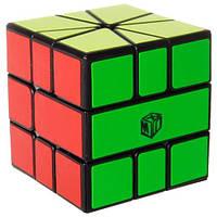 Кубик Рубика QiYi X-Man Design Volt Square-1 black   Скваер Икс мен   Скваер Икс мен