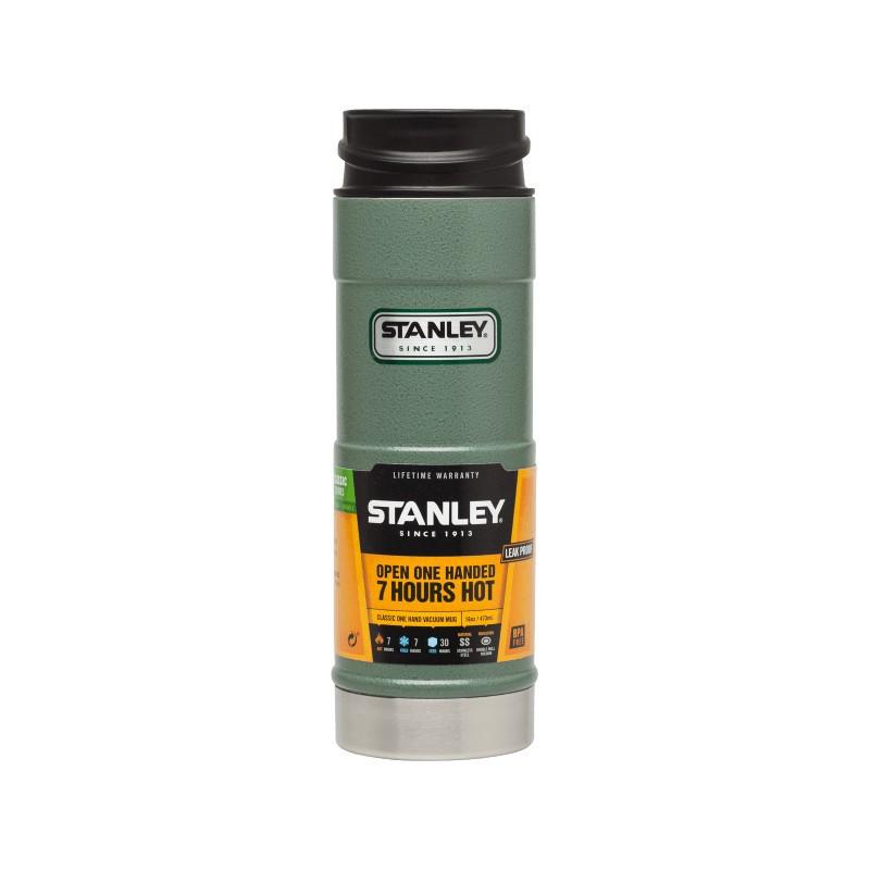 Термокружка Stanley Classic One-Hand Vacuum Mug 16 Oz.