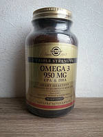 Омега-3, тройная сила, 950 мг, Solgar (50 капсул)