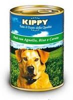KIPPY паштет с ягненком, рисом и морковью