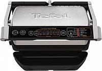 Електрогриль притискний Tefal GC706D34 OptiGrill+ (6 автоматичних програм + ручний режим + розморозка), фото 1