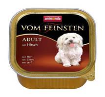 Animonda Vom Feinstein с олениной для собак