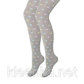 6be99c1e0e217 Колготки для девочки ТМ Легка хода серые в горошек: продажа, цена в ...