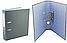 Папка регистратор А4 Economix, 50 мм, серая E39720*-10, фото 3
