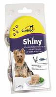 Gimpet ShinyDog (Джимпет Шайнидог) курица с тунцом 85г