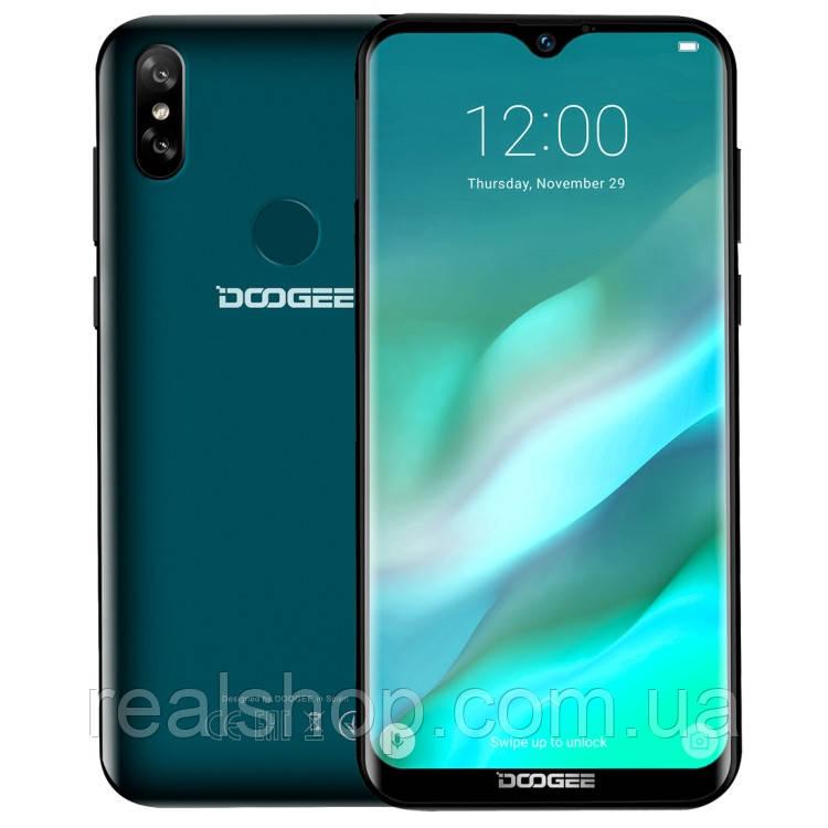Мобильный телефон Doogee Y8 Emerald Green