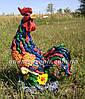 Садовая фигура Петух Петя, Наседка и Курица малая, фото 2