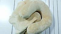 Набор на кушетку из махры (чехол, плед, подголовник)