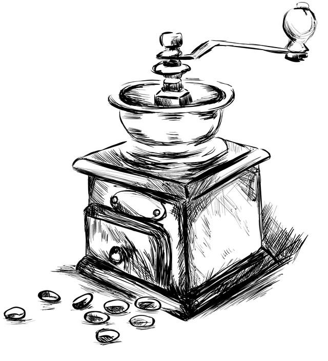 помол свежеобжаренного кофе под любой способ приготовления