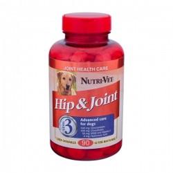 Нутри-Вет «СВЯЗКИ И СУСТАВЫ ВЕТЕРИНАРНАЯ СИЛА» глюкозамин, хондроитин, МСМ