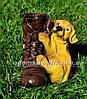 Садовая фигура Симба и Ботинок со щенком, фото 4