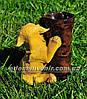 Садовая фигура Симба и Ботинок со щенком, фото 5