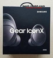 Новые беспроводные наушники Samsung Gear IconX 2018 с сенсорным управлением