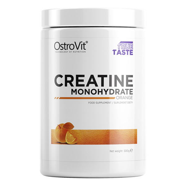 Креатин OstroVit - Creatine (500 грамм) orange/апельсин