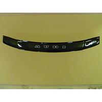 Дефлектор капота (мухобойка) AUDI A3 (кузов 8L) с 1996-2003 г.в. (Ауди А3) Vip Tuning
