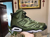 "Кроссовки Nike Air Jordan 6  Pinnacle ""Saturday Night Live"" реплика"