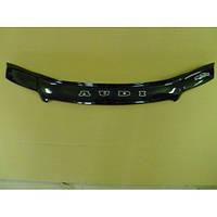 Дефлектор капота (мухобойка) AUDI A6 (кузов 4В,С5) с 1997-2004 г.в. (Ауди А6) Vip Tuning