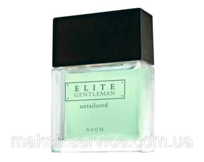 Туалетна вода Elite Gentleman Untailored Avon 30мл