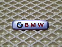 Шильдик, логотип BMW для автомобильного ковра