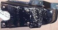 Кронштейн амортизатора левый ISUZU NQR 71, ISUZU NQR 75, JAC 1045K, фото 1