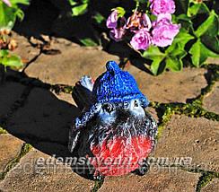 Садовая фигура Воробей зимний А и Воробей зимний Б, фото 2