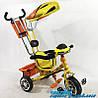 Детский трёхколесный велосипед Azimut BC-15B (Фара), фото 3