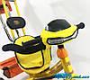 Детский трёхколесный велосипед Azimut BC-15B (Фара), фото 9