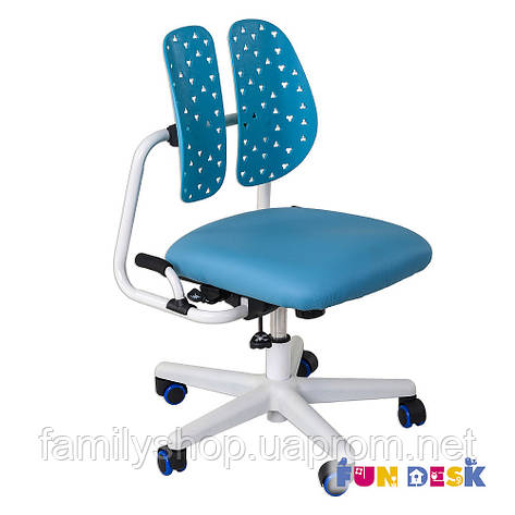 Детское кресло FunDesk SST2 Blue, фото 2